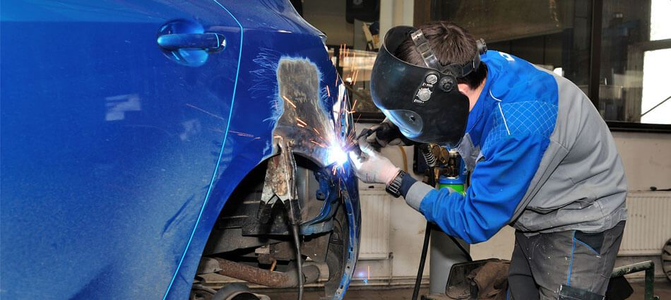 welder car technician mechanic repair